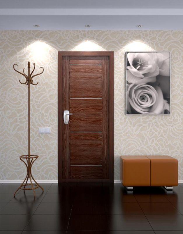 дизайн окраски железных дверей