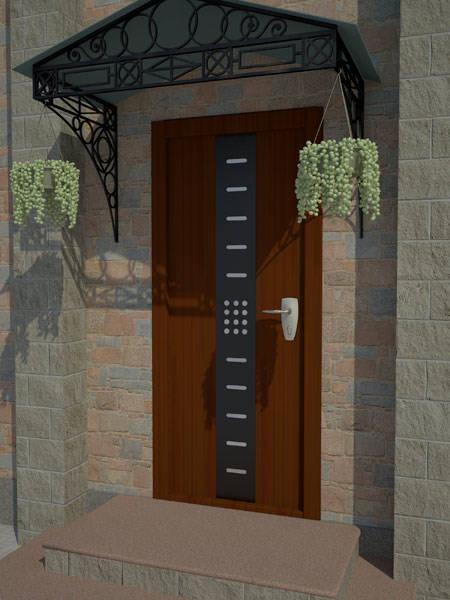 Железные двери в сочи