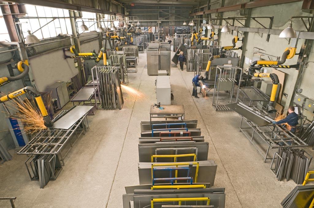 лучший завод по производству металлических дверей