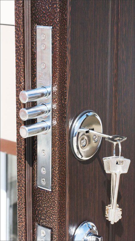 двери входные ключи
