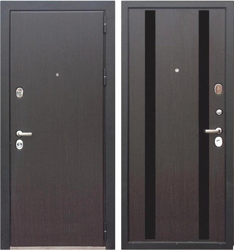 купить лучшую надежную входную железную дверь