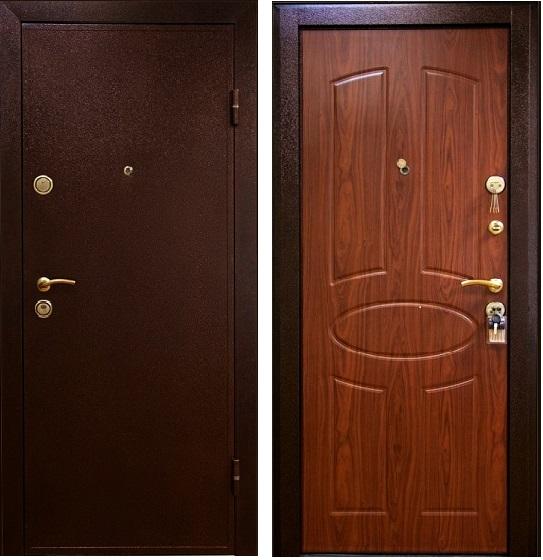 железние входние двери