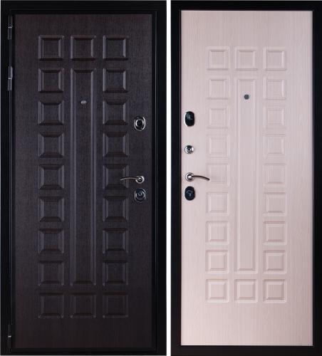 металлическая дверь заводские двери